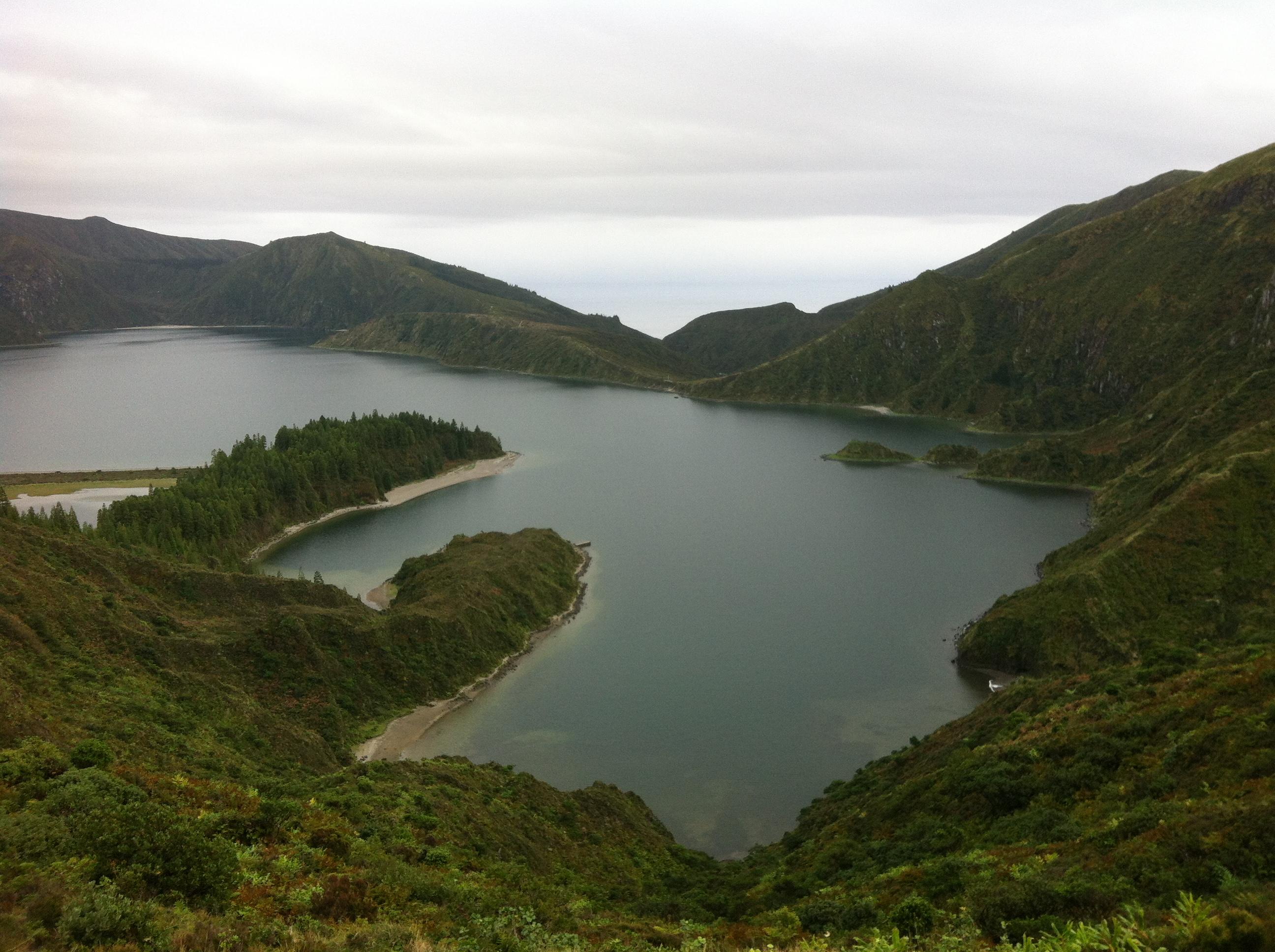 Fogo Caldera, Azores