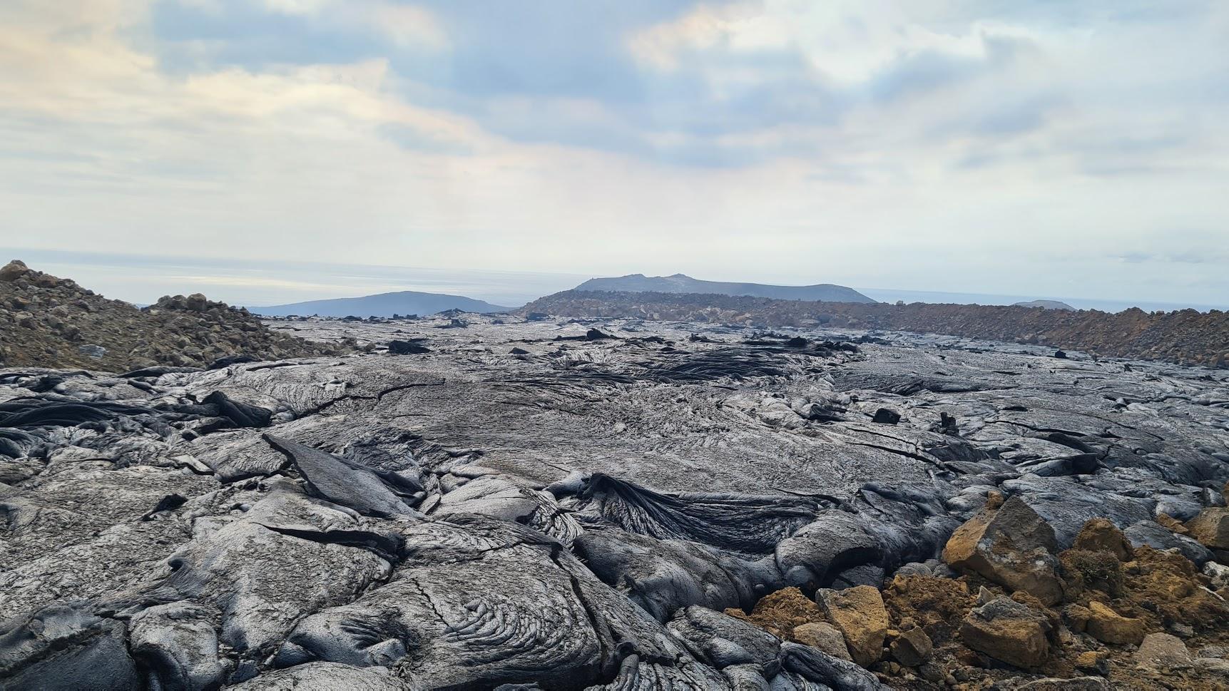 Lava field in Reykjanes. Image: Björn Oddsson.